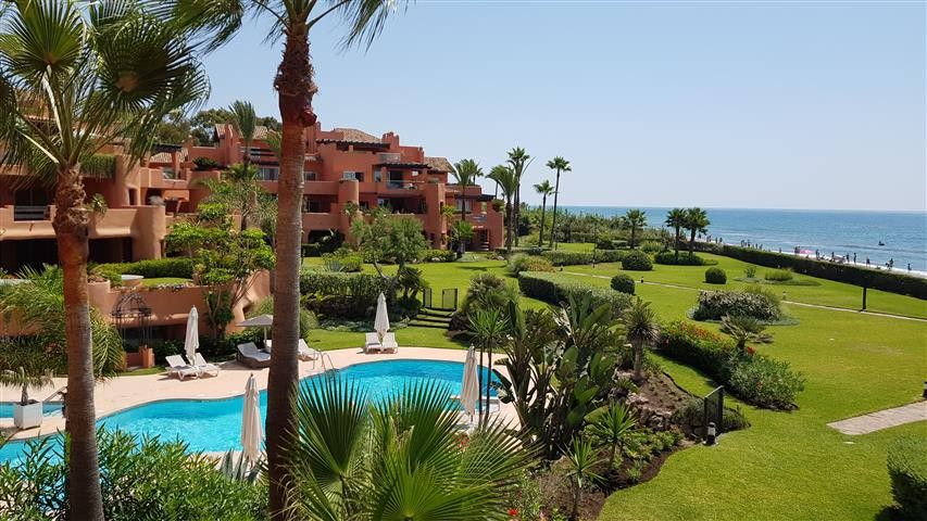 What attracts tourists to buy properties on the Costa del Sol.